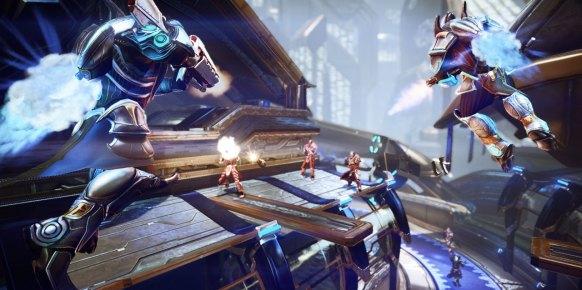 Nexuiz (Xbox 360)