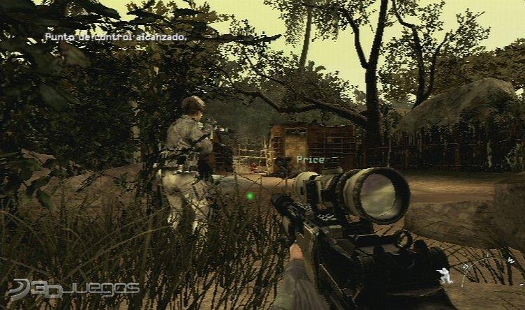 Call of Duty Modern Warfare 3 - An�lisis