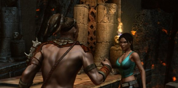 Lara Croft and the Guardian of Light an�lisis