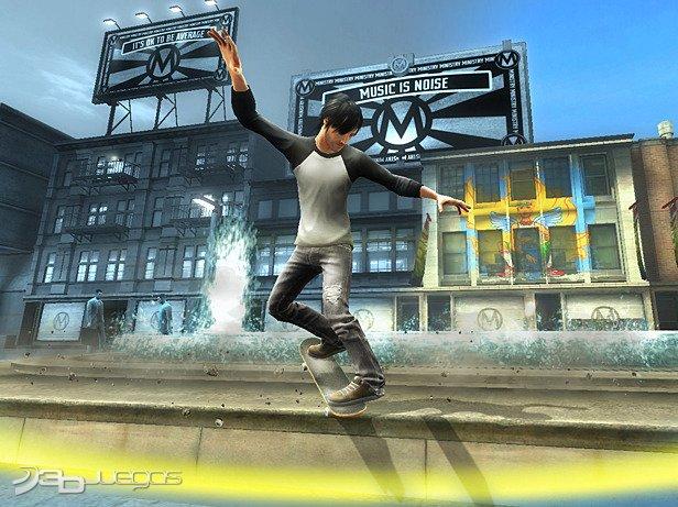 Shaun White Skateboarding - An�lisis
