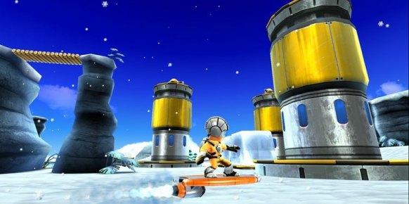 Jett Rocket (Nintendo Wii)