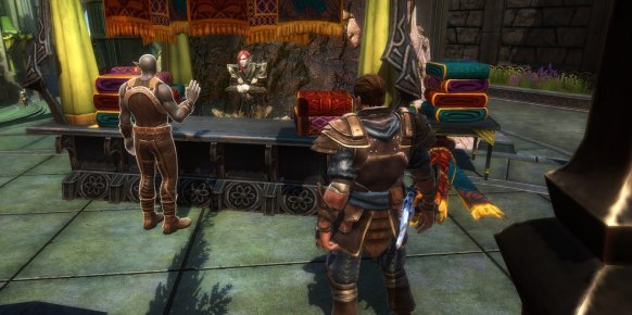 Kingdoms of Amalur: Reckoning X360