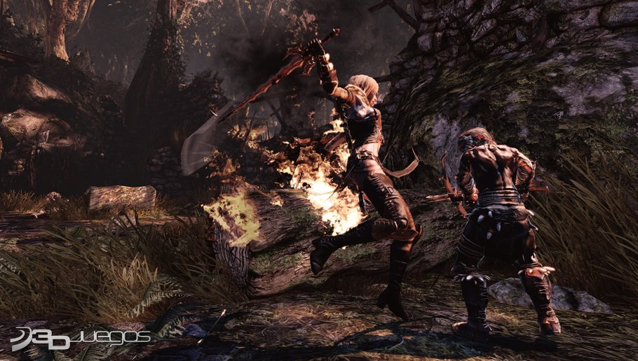 Hunted The Demon's Forge - Impresiones jugables