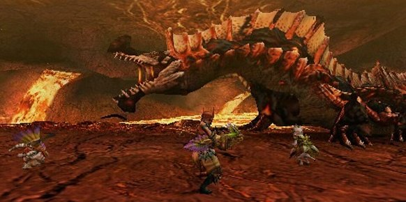 Monster Hunter Freedom 3 (PSP)