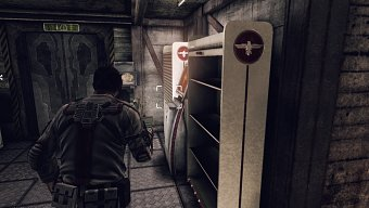 Video Afterfall: Insanity, Gameplay: Laberíntico