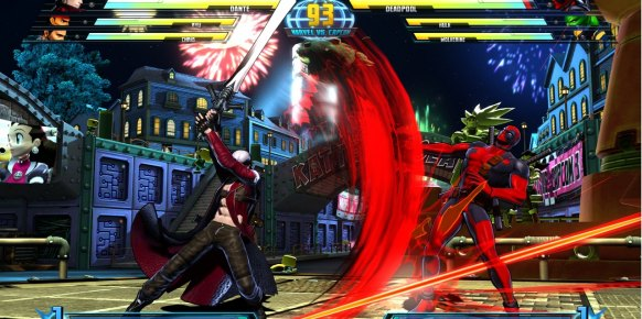 Marvel vs Capcom 3: Marvel vs Capcom 3: Impresiones jugables