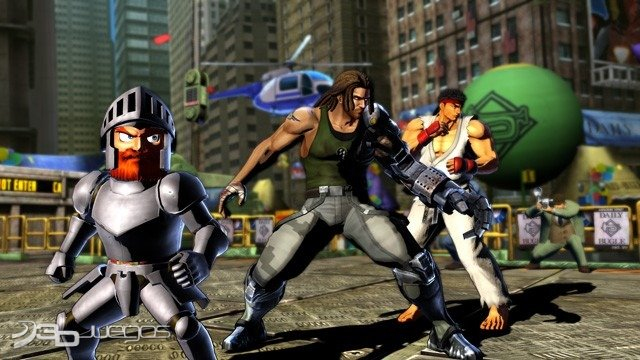 Sir Arthur Marvel Vs Capcom