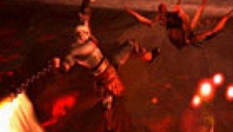 Video God of War: Ghost of Sparta, Gameplay: Al Rojo Vivo