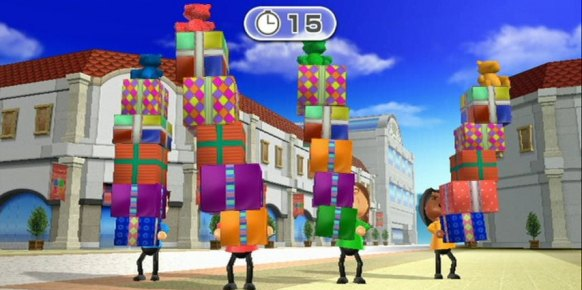 Wii Party: Impresiones jugables