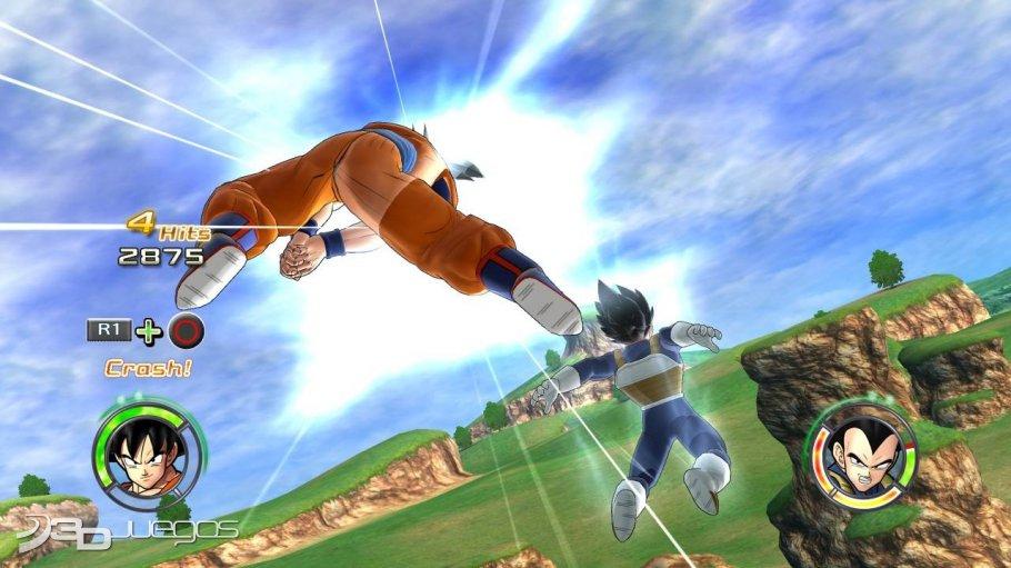 Dragon Ball Raging Blast 2 - Impresiones E3 2010