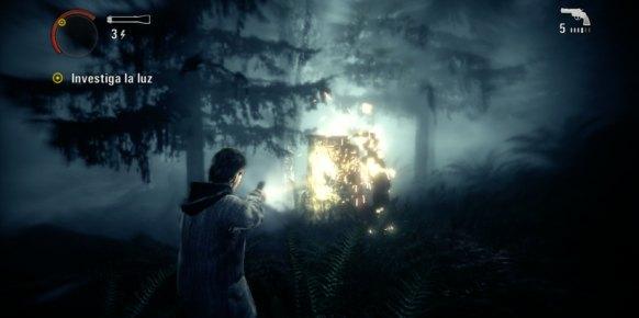 Alan Wake La Señal (Xbox 360)