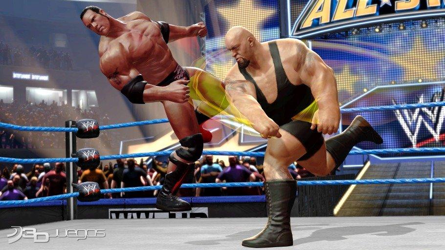 WWE All Stars - Impresiones jugables: THQ Gamers Week