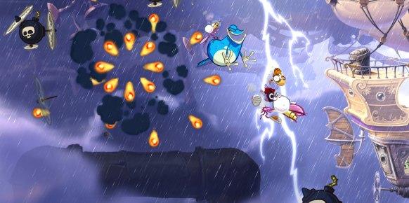 Rayman Origins: Impresiones E3 2011