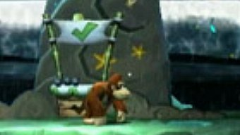 Video Donkey Kong Country Returns, Gameplay: ¡Qué viene la Ola!