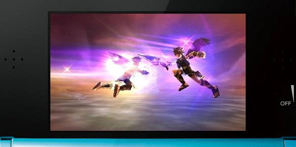 Kid Icarus Uprising an�lisis