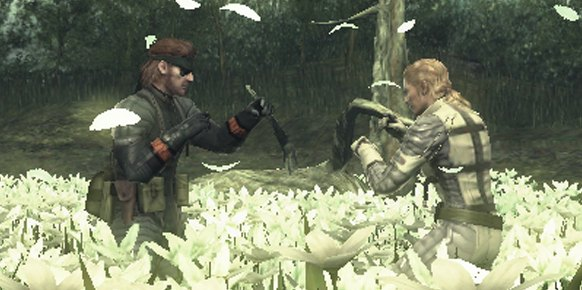 Metal Gear Solid Snake Eater 3D (3DS)