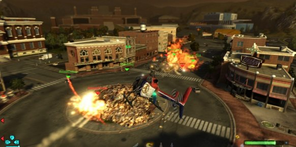 Twisted Metal: Impresiones E3 2010