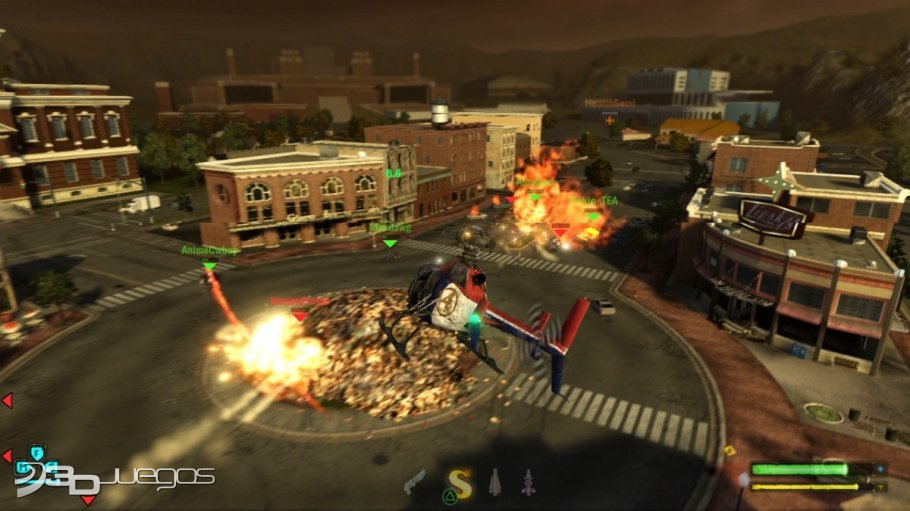 Twisted Metal - Impresiones E3 2010