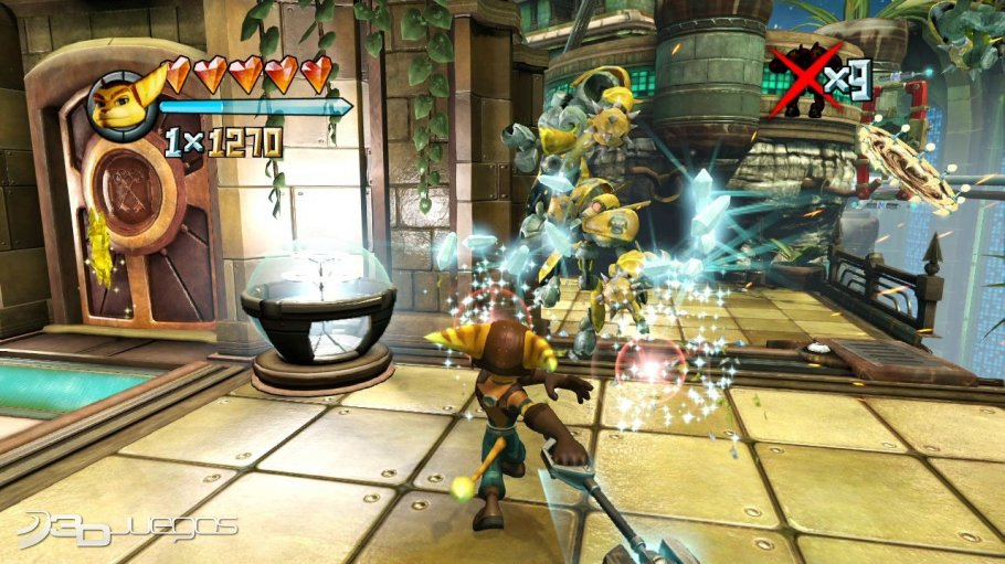 PlayStation Move Heroes - Impresiones jugables