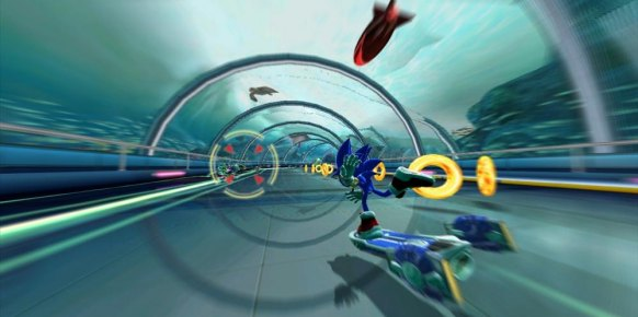 Sonic Free Riders an�lisis