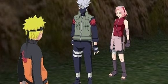 Naruto Shippuden 3D: New Era 3DS
