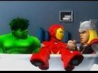 Pantalla Marvel Super Hero Squad