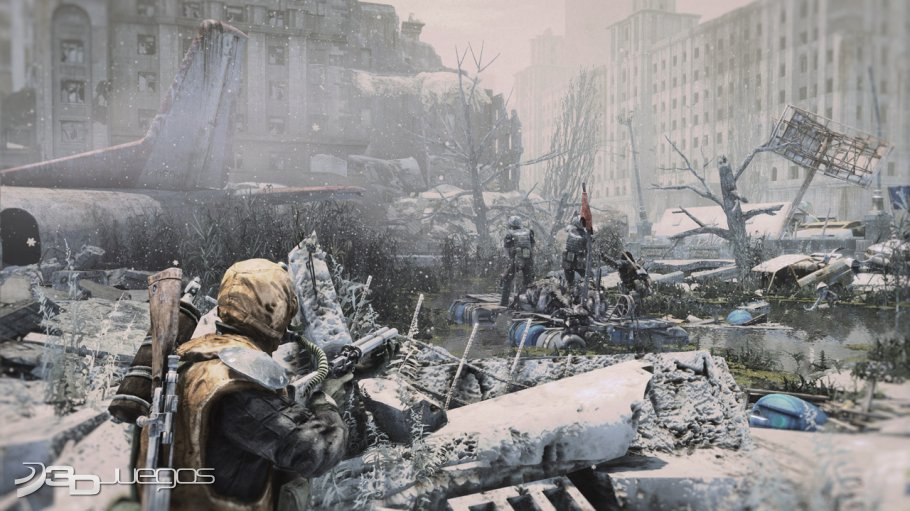 Metro Last Light - Impresiones jugables