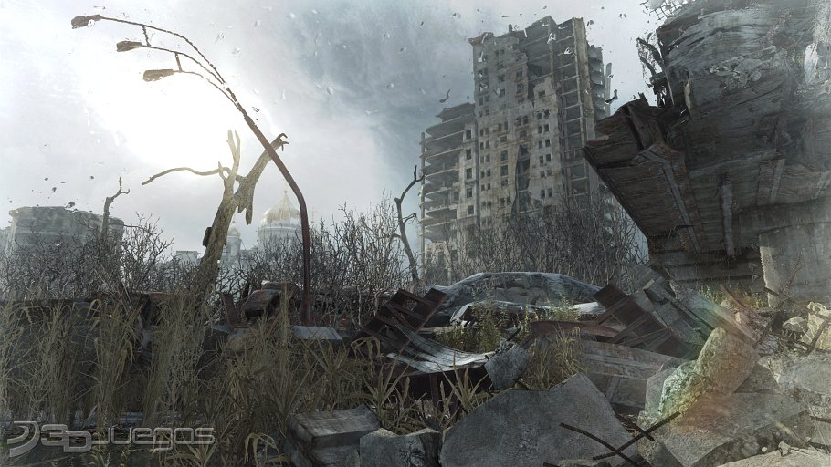 Metro Last Light - An�lisis