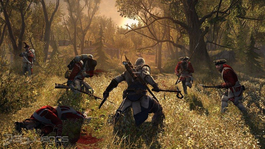 Assassin�s Creed 3 - Impresiones