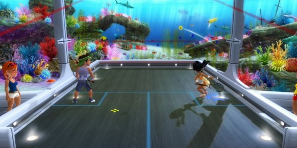 Racket Sports (PlayStation 3)