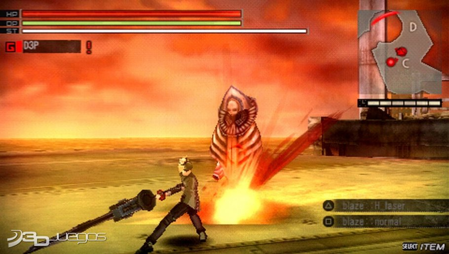 God Eater Burst - An�lisis