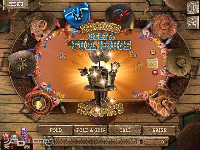 Minijuegos governor of poker 2