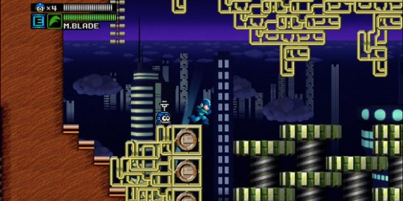 Mega Man Universe (PlayStation 3)