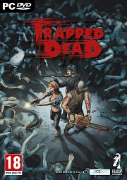 Car�tula oficial de Trapped Dead PC