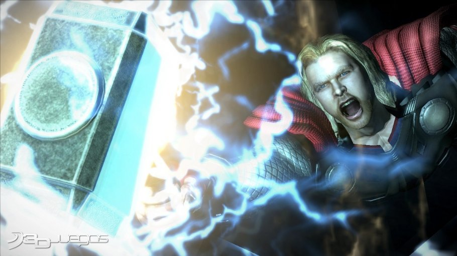 Thor God of Thunder - An�lisis
