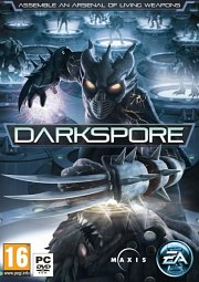 Car�tula oficial de Darkspore PC