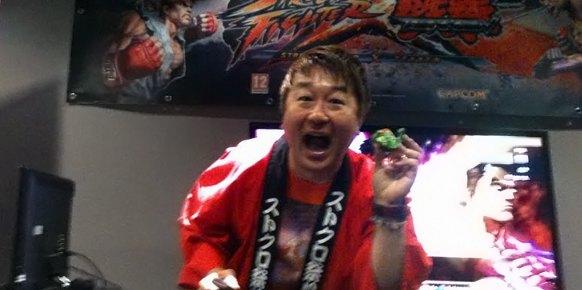 Street Fighter X Tekken: Entrevista: Yoshinori Ono