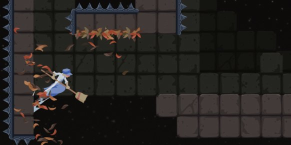 DustForce an�lisis