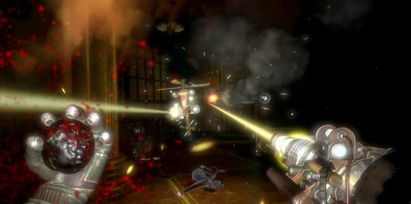 BioShock 2: Minervas Den X360