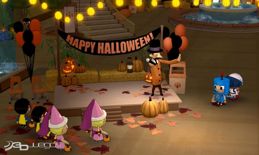 Costume Quest - An�lisis