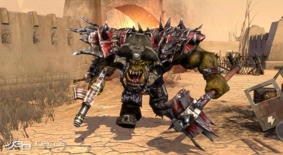 Warhammer 40,000 Retribution - Avance
