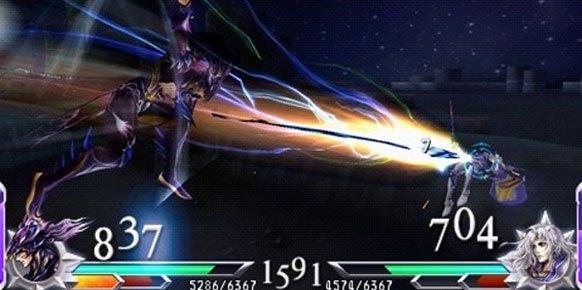 Dissidia 012 Final Fantasy: Impresiones TGS 2010