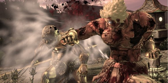 Asura's Wrath (Xbox 360)
