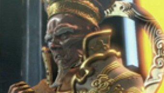 Video Asura's Wrath, Gameplay: Primeros Minutos