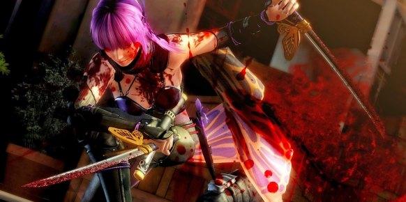 Ninja Gaiden 3 Razor's Edge (Wii U)