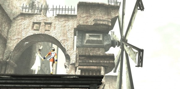 Ico and Shadow of the Colossus an�lisis