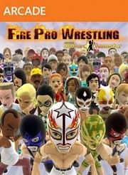 Fire Pro Wrestling Xbox 360