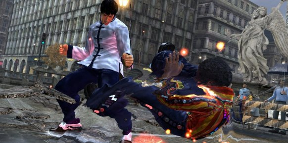 Tekken Tag Tournament 2 an�lisis