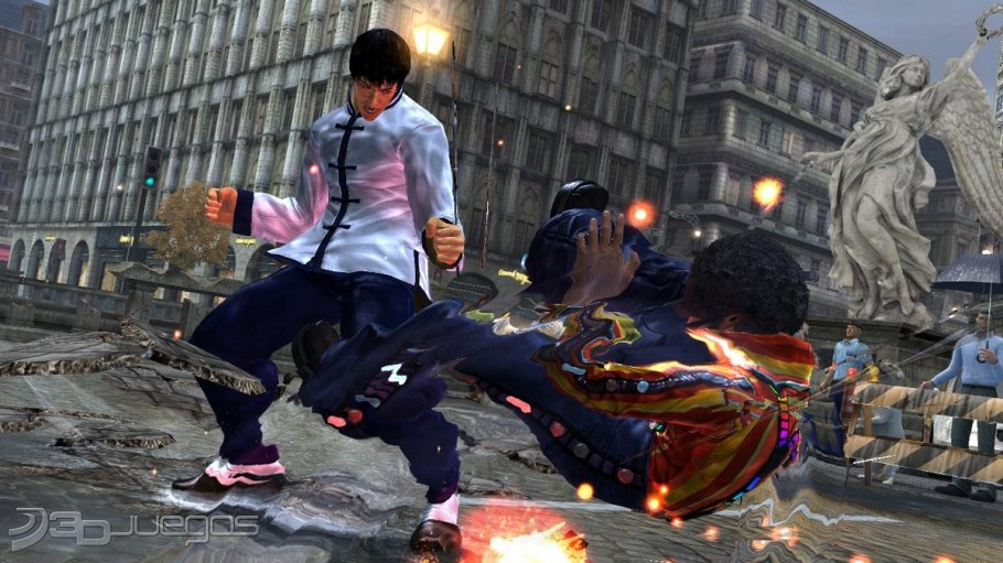 Tekken Tag Tournament 2 - An�lisis