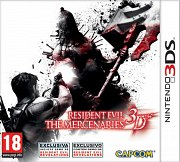 Resident Evil: Mercenaries 3D 3DS